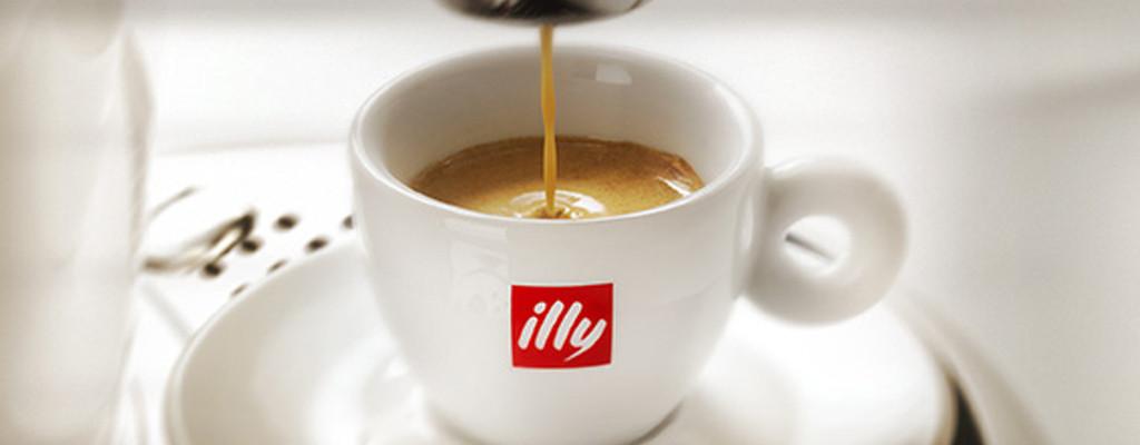 espresso, preparazione, macchina da caffè, gardone, illy, tazzina / espresso, preparation, how to, coffee machine, gardone, illy, cup